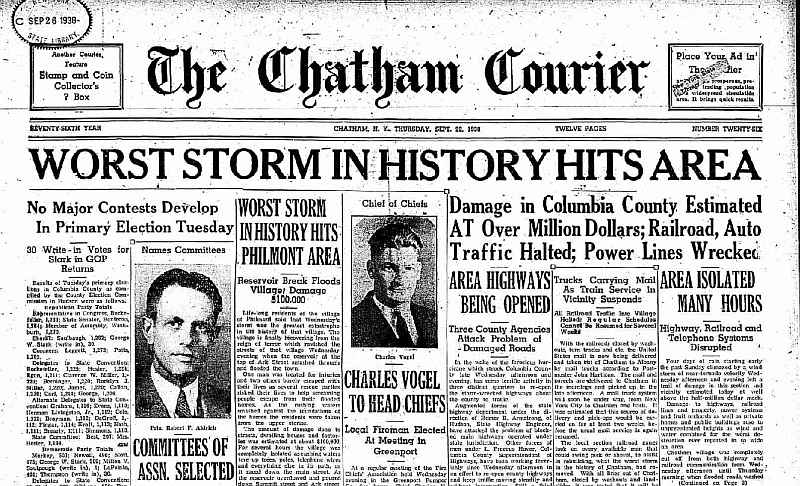 Image result for the hurricane of 1938